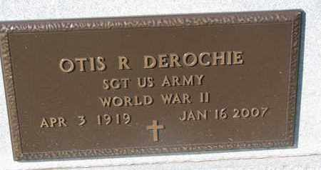 DEROCHIE, OTIS R. (WORLD WAR II) - Union County, South Dakota | OTIS R. (WORLD WAR II) DEROCHIE - South Dakota Gravestone Photos