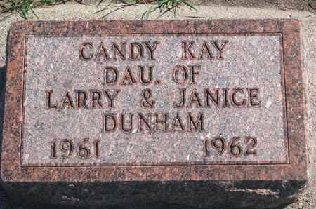 DUNHAM, CANDY KAY - Union County, South Dakota | CANDY KAY DUNHAM - South Dakota Gravestone Photos