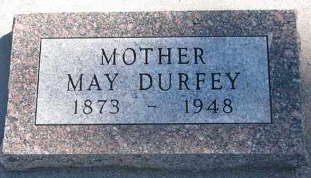 DURFEY, MAY - Union County, South Dakota   MAY DURFEY - South Dakota Gravestone Photos