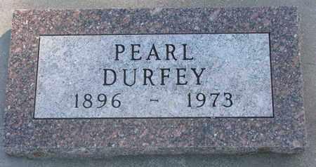 DURFEY, PEARL - Union County, South Dakota | PEARL DURFEY - South Dakota Gravestone Photos