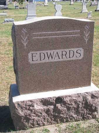 EDWARDS, FAMILY STONE - Union County, South Dakota | FAMILY STONE EDWARDS - South Dakota Gravestone Photos