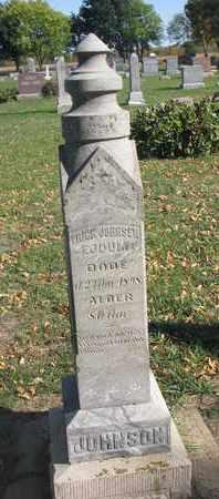 EJDUM, ERICK JOHNSEN - Union County, South Dakota | ERICK JOHNSEN EJDUM - South Dakota Gravestone Photos