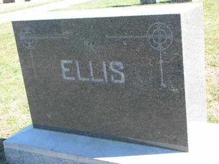 ELLIS, FAMILY STONE - Union County, South Dakota | FAMILY STONE ELLIS - South Dakota Gravestone Photos
