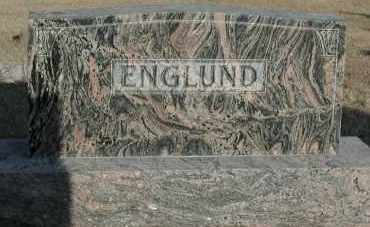 ENGLUND, *PLOT - Union County, South Dakota   *PLOT ENGLUND - South Dakota Gravestone Photos