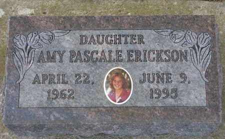 PASCALE ERICKSON, AMY - Union County, South Dakota | AMY PASCALE ERICKSON - South Dakota Gravestone Photos