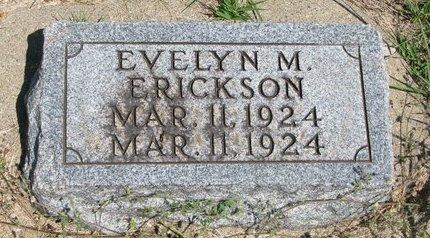 ERICKSON, EVELYN M. - Union County, South Dakota | EVELYN M. ERICKSON - South Dakota Gravestone Photos