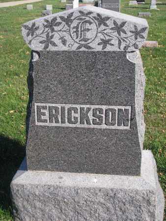 ERICKSON, FAMILY STONE - Union County, South Dakota | FAMILY STONE ERICKSON - South Dakota Gravestone Photos