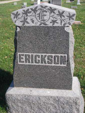 ERICKSON, FAMILY STONE - Union County, South Dakota | FAMILY STONE ERICKSON - South Dakota Gravestone Photos