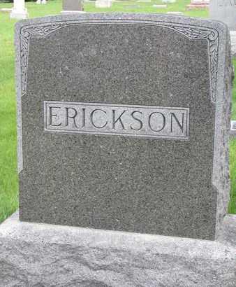 ERICKSON, FAMILY MONUMENT - Union County, South Dakota | FAMILY MONUMENT ERICKSON - South Dakota Gravestone Photos