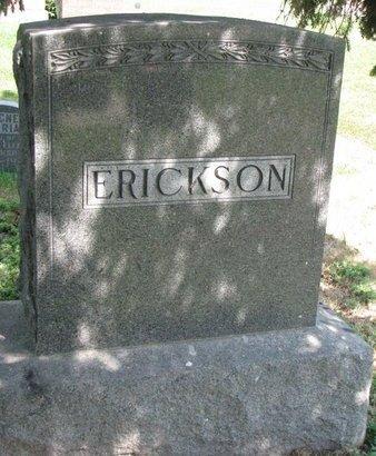ERICKSON, *FAMILY MONUMENT-ELEANORA, LARS & SIGNE MARIA - Union County, South Dakota   *FAMILY MONUMENT-ELEANORA, LARS & SIGNE MARIA ERICKSON - South Dakota Gravestone Photos