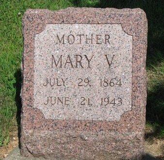 ERICKSON, MARY VICTORIA - Union County, South Dakota | MARY VICTORIA ERICKSON - South Dakota Gravestone Photos