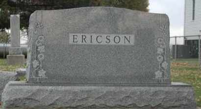 ERICSON, *PLOT - Union County, South Dakota | *PLOT ERICSON - South Dakota Gravestone Photos