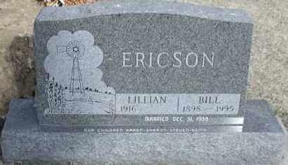 ERICSON, LILLIAN LAVERNE - Union County, South Dakota | LILLIAN LAVERNE ERICSON - South Dakota Gravestone Photos