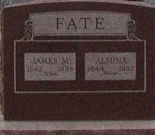 FATE, JAMES MARTIN - Union County, South Dakota | JAMES MARTIN FATE - South Dakota Gravestone Photos