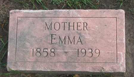 FENNEL, EMMA - Union County, South Dakota | EMMA FENNEL - South Dakota Gravestone Photos