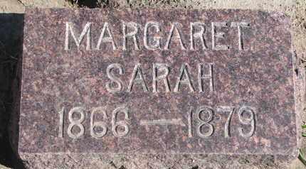 FISK, MARGARET SARAH - Union County, South Dakota | MARGARET SARAH FISK - South Dakota Gravestone Photos