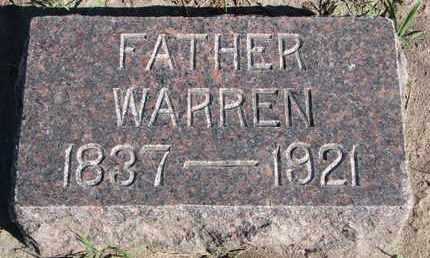 FISK, WARREN - Union County, South Dakota | WARREN FISK - South Dakota Gravestone Photos