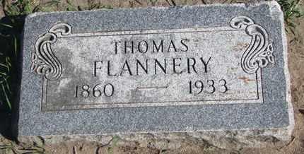 FLANNERY, THOMAS - Union County, South Dakota | THOMAS FLANNERY - South Dakota Gravestone Photos