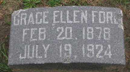 RINGSRUD FORD, GRACE ELLEN - Union County, South Dakota | GRACE ELLEN RINGSRUD FORD - South Dakota Gravestone Photos