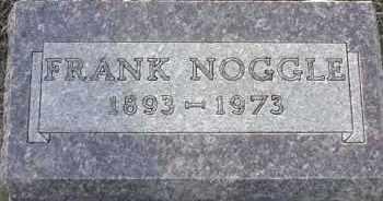 "NOGGLE, BENJAMIN FRANKLIN ""FRANK"" - Union County, South Dakota | BENJAMIN FRANKLIN ""FRANK"" NOGGLE - South Dakota Gravestone Photos"