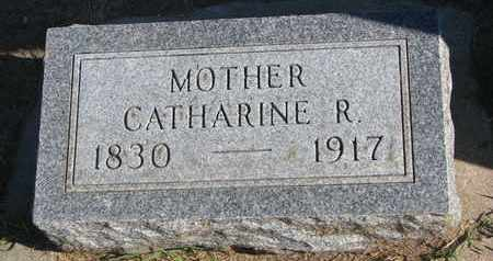 FRANKLIN, CATHARINE R. - Union County, South Dakota | CATHARINE R. FRANKLIN - South Dakota Gravestone Photos