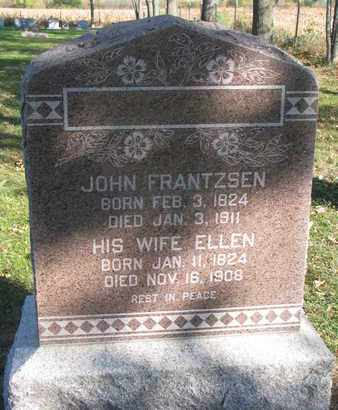 FRANTZSEN, JOHN - Union County, South Dakota   JOHN FRANTZSEN - South Dakota Gravestone Photos