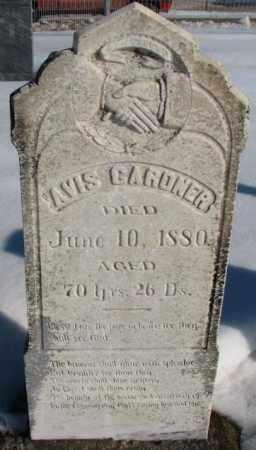GARDNER, AVIS - Union County, South Dakota | AVIS GARDNER - South Dakota Gravestone Photos