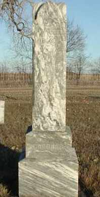 GARDNER, JOSEPH E - Union County, South Dakota | JOSEPH E GARDNER - South Dakota Gravestone Photos