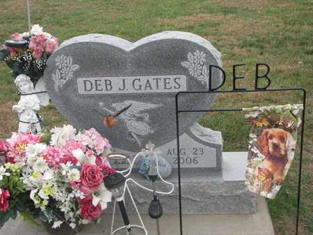 GATES, DEBRA J. - Union County, South Dakota | DEBRA J. GATES - South Dakota Gravestone Photos