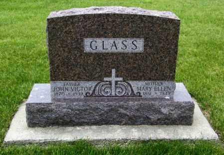 GLASS, MARY ELLEN - Union County, South Dakota | MARY ELLEN GLASS - South Dakota Gravestone Photos