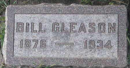 GLEASON, BILL - Union County, South Dakota | BILL GLEASON - South Dakota Gravestone Photos