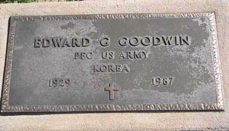 GOODRICH, EDWARD G. (KOREA) - Union County, South Dakota | EDWARD G. (KOREA) GOODRICH - South Dakota Gravestone Photos