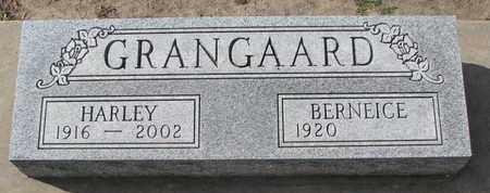 GRANGAARD, BERNEICE - Union County, South Dakota | BERNEICE GRANGAARD - South Dakota Gravestone Photos