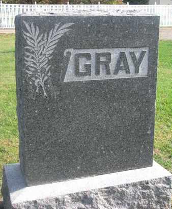 GRAY, FAMILY STONE - Union County, South Dakota   FAMILY STONE GRAY - South Dakota Gravestone Photos