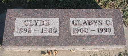 GUNDERSON, GLADYS G. - Union County, South Dakota | GLADYS G. GUNDERSON - South Dakota Gravestone Photos