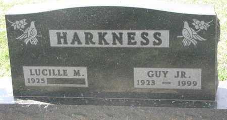 HARKNESS, GUY JR. - Union County, South Dakota | GUY JR. HARKNESS - South Dakota Gravestone Photos