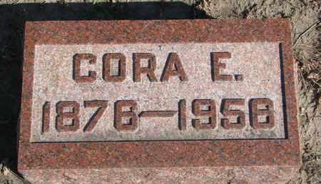 HARTER, CORA E. - Union County, South Dakota | CORA E. HARTER - South Dakota Gravestone Photos