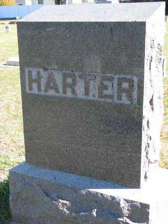 HARTER, FAMILY STONE - Union County, South Dakota | FAMILY STONE HARTER - South Dakota Gravestone Photos