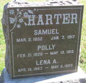 HARTER, SAMUEL - Union County, South Dakota | SAMUEL HARTER - South Dakota Gravestone Photos