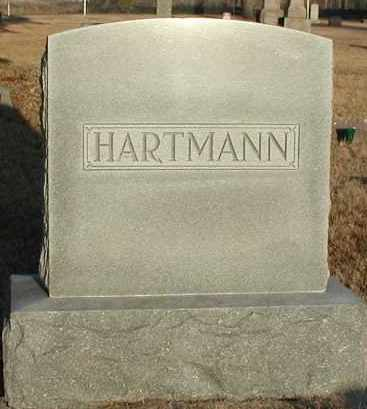 HARTMANN, PLOT - Union County, South Dakota | PLOT HARTMANN - South Dakota Gravestone Photos