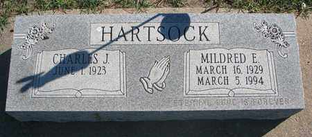 HARTSOCK, MILDRED E. - Union County, South Dakota | MILDRED E. HARTSOCK - South Dakota Gravestone Photos