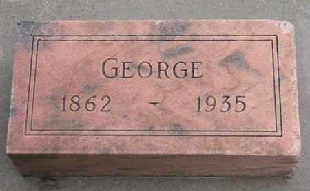HASSON, GEORGE - Union County, South Dakota | GEORGE HASSON - South Dakota Gravestone Photos
