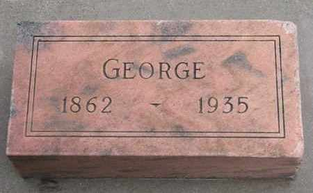 HASSON, GEORGE - Union County, South Dakota   GEORGE HASSON - South Dakota Gravestone Photos