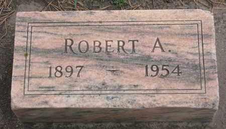 HASSON, ROBERT A. - Union County, South Dakota | ROBERT A. HASSON - South Dakota Gravestone Photos