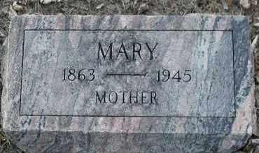 HEDLUND, MARY - Union County, South Dakota   MARY HEDLUND - South Dakota Gravestone Photos
