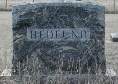 HEDLUND, *PLOT - Union County, South Dakota | *PLOT HEDLUND - South Dakota Gravestone Photos