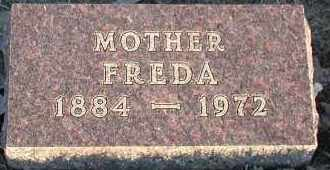JANS HEEREN, FREDA CAROLINE - Union County, South Dakota | FREDA CAROLINE JANS HEEREN - South Dakota Gravestone Photos