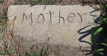HEWITT, MOTHER - Union County, South Dakota   MOTHER HEWITT - South Dakota Gravestone Photos