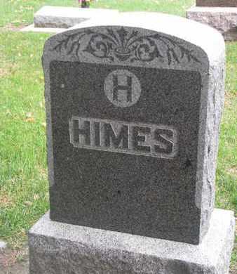 HIMES, FAMILY STONE - Union County, South Dakota | FAMILY STONE HIMES - South Dakota Gravestone Photos