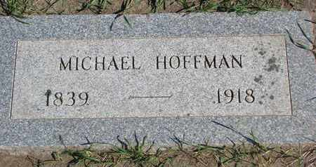 HOFFMAN, MICHAEL - Union County, South Dakota | MICHAEL HOFFMAN - South Dakota Gravestone Photos